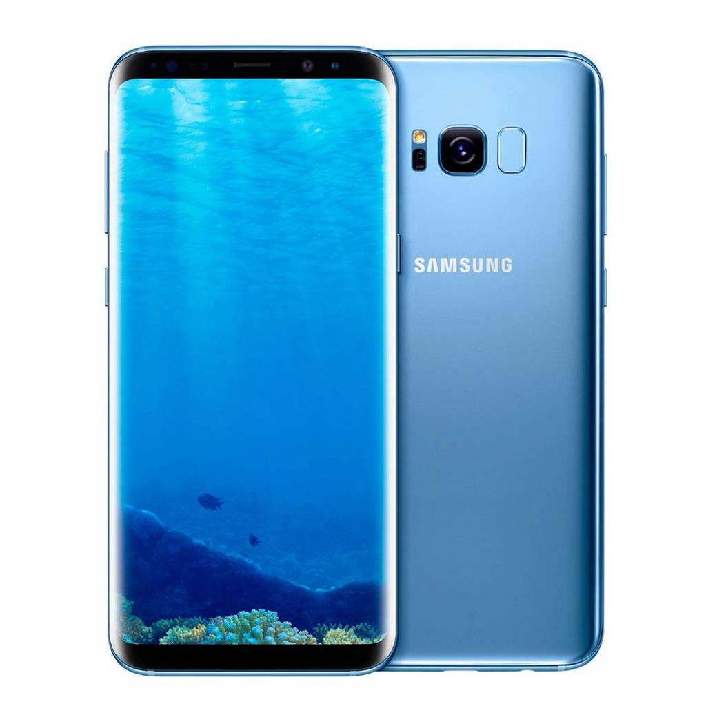 Samsung Galaxy S8+, Blauw