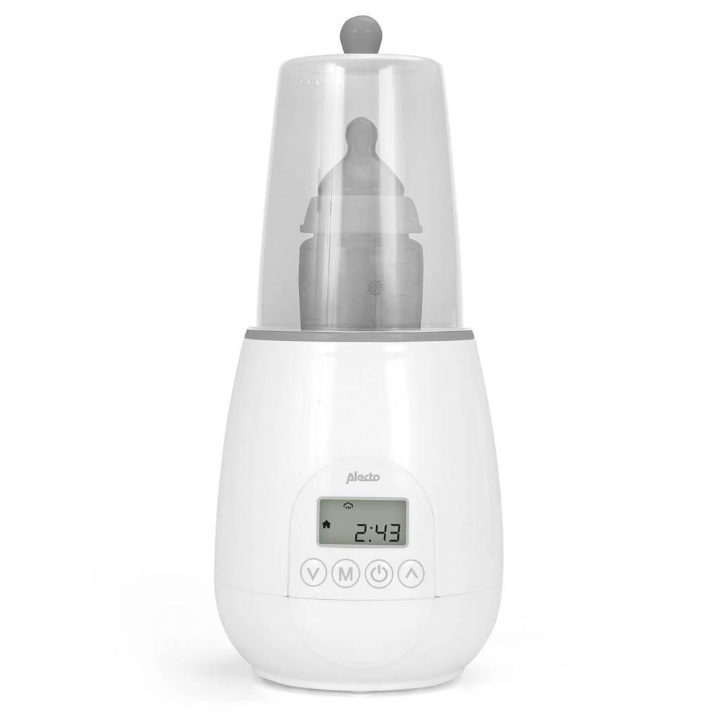 Alecto BW-700 digitale flessenwarmer, Wit