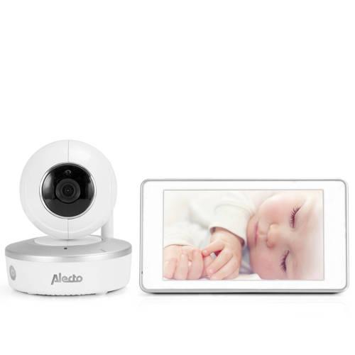 Alecto DIVM-550 wifi babyfoon met camera en 5' touchscreen kopen