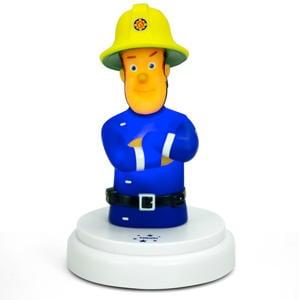 LED nachtlampje Brandweerman Sam
