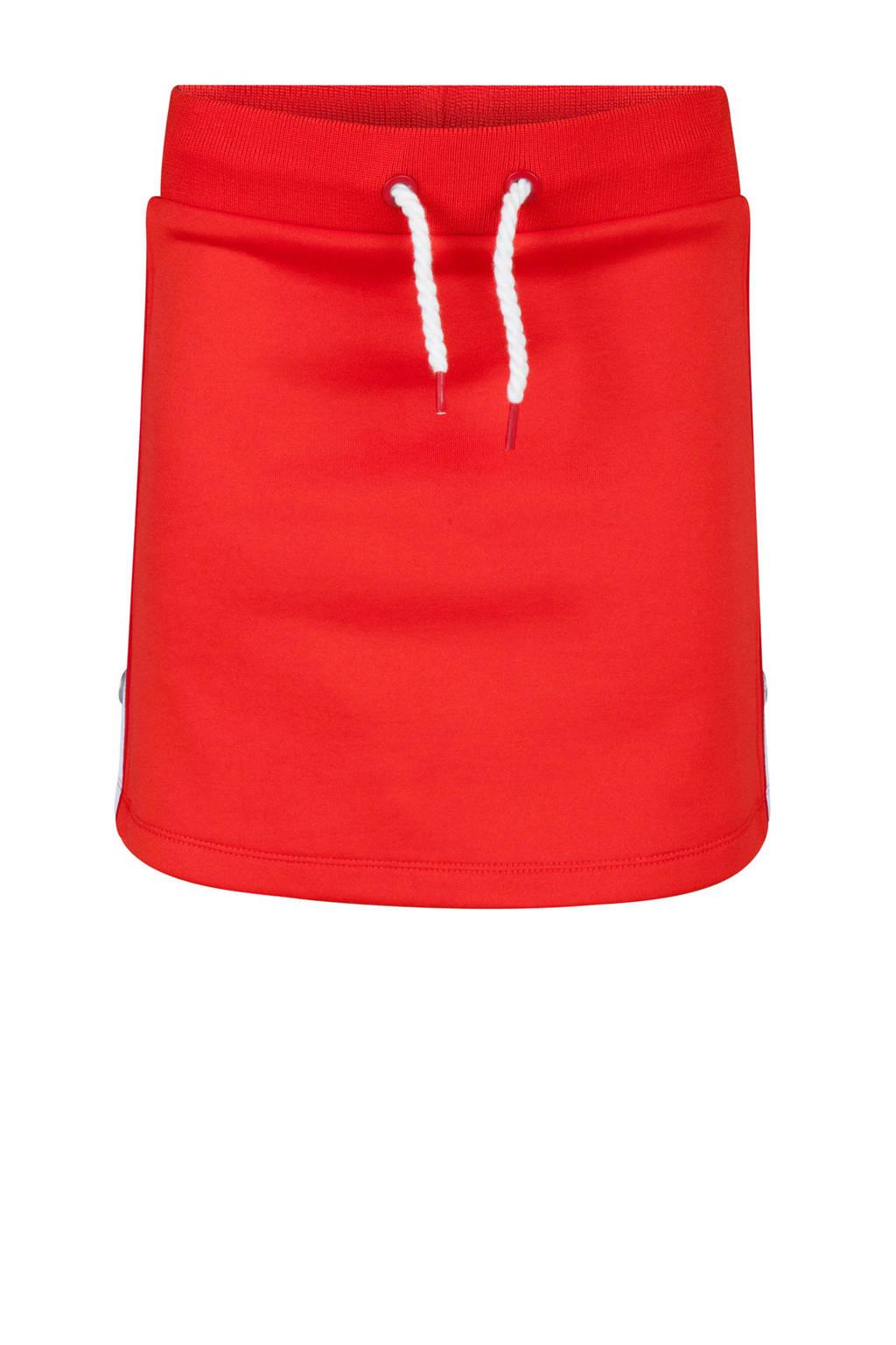 WE Fashion rok rood, Rood