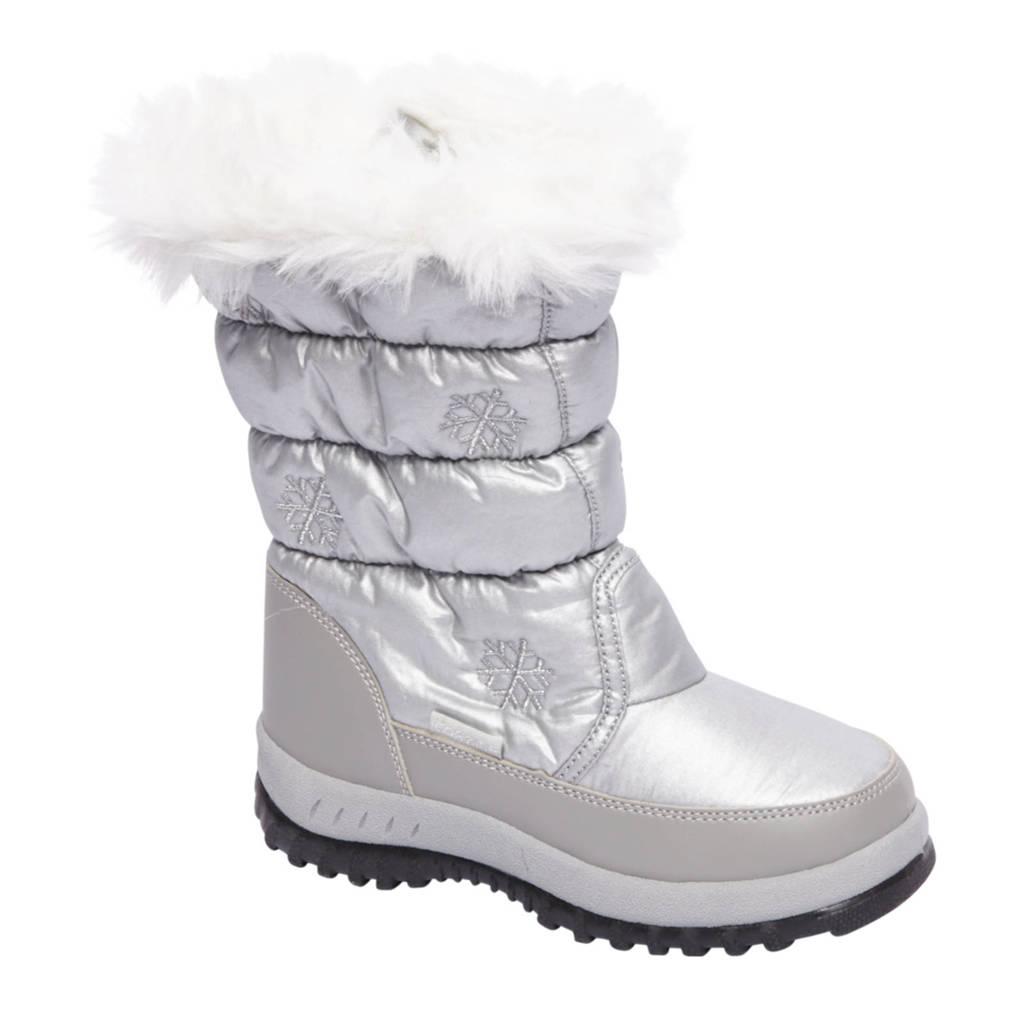 vanHaren Cortina snowboots zilver, Zilver