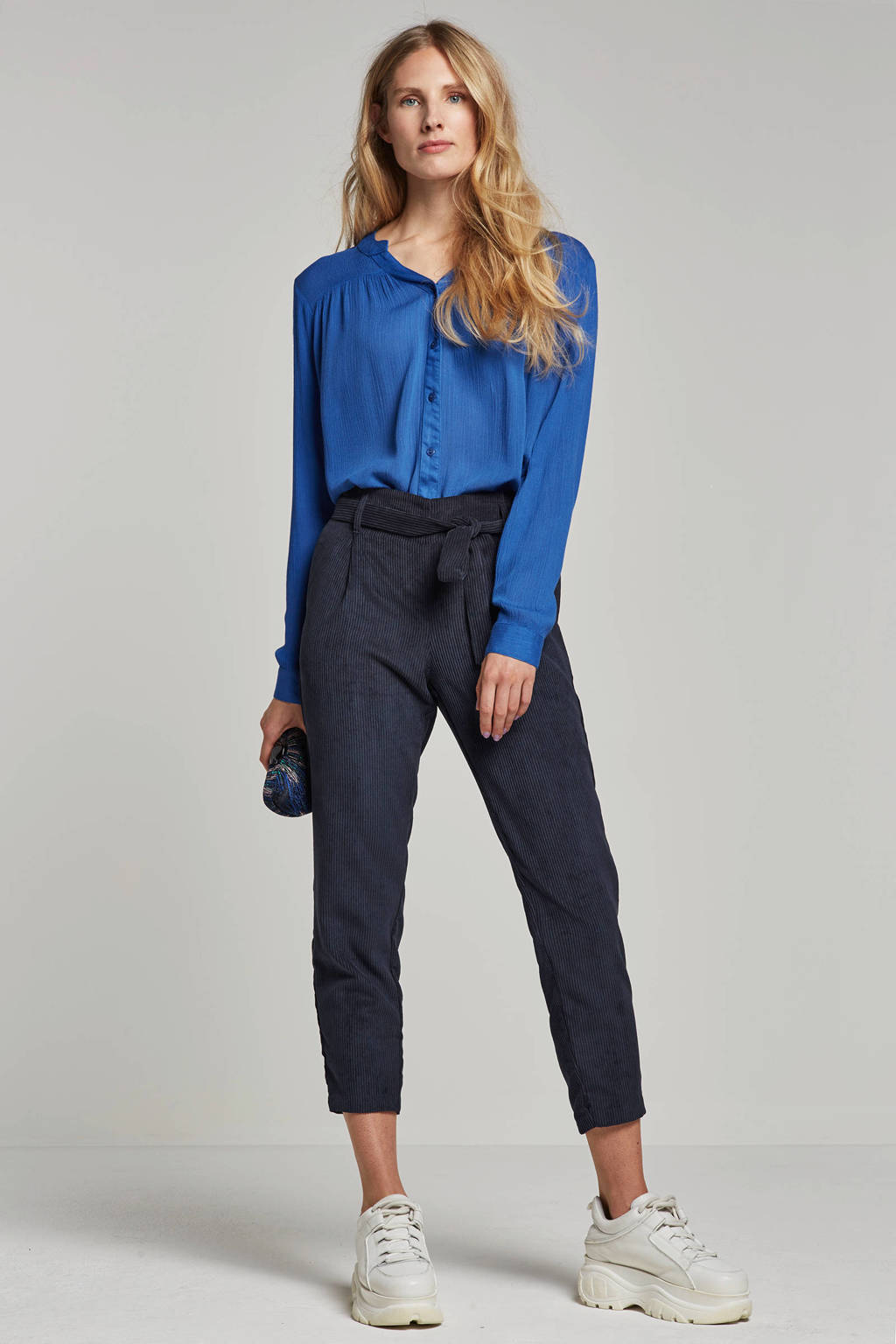 Circle of Trust blouse Betty, Blauw