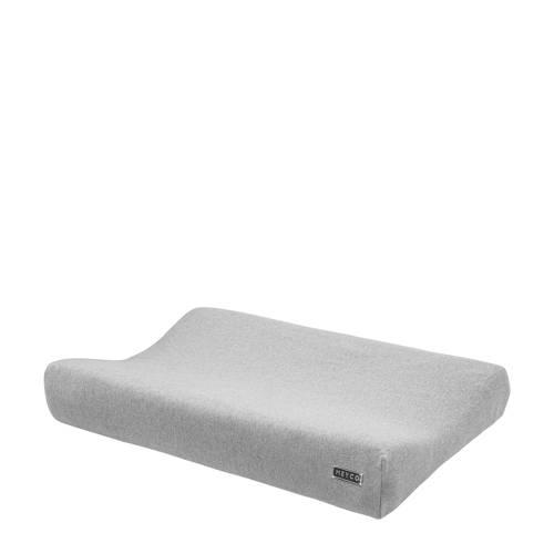 aankleedkussenhoes grijs 70x45 cm
