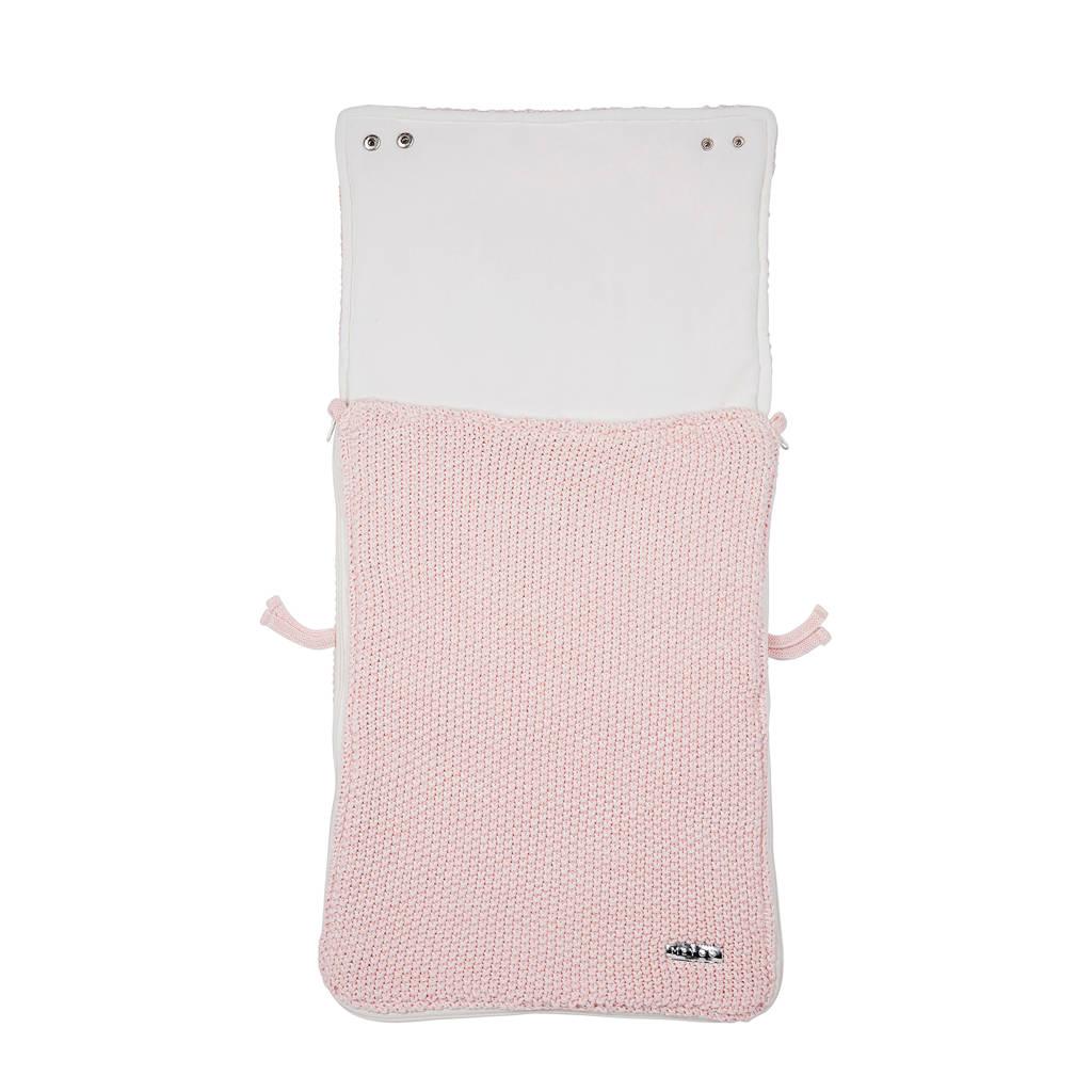 Meyco Relief Mixed voetenzak groep 0 roze, Roze