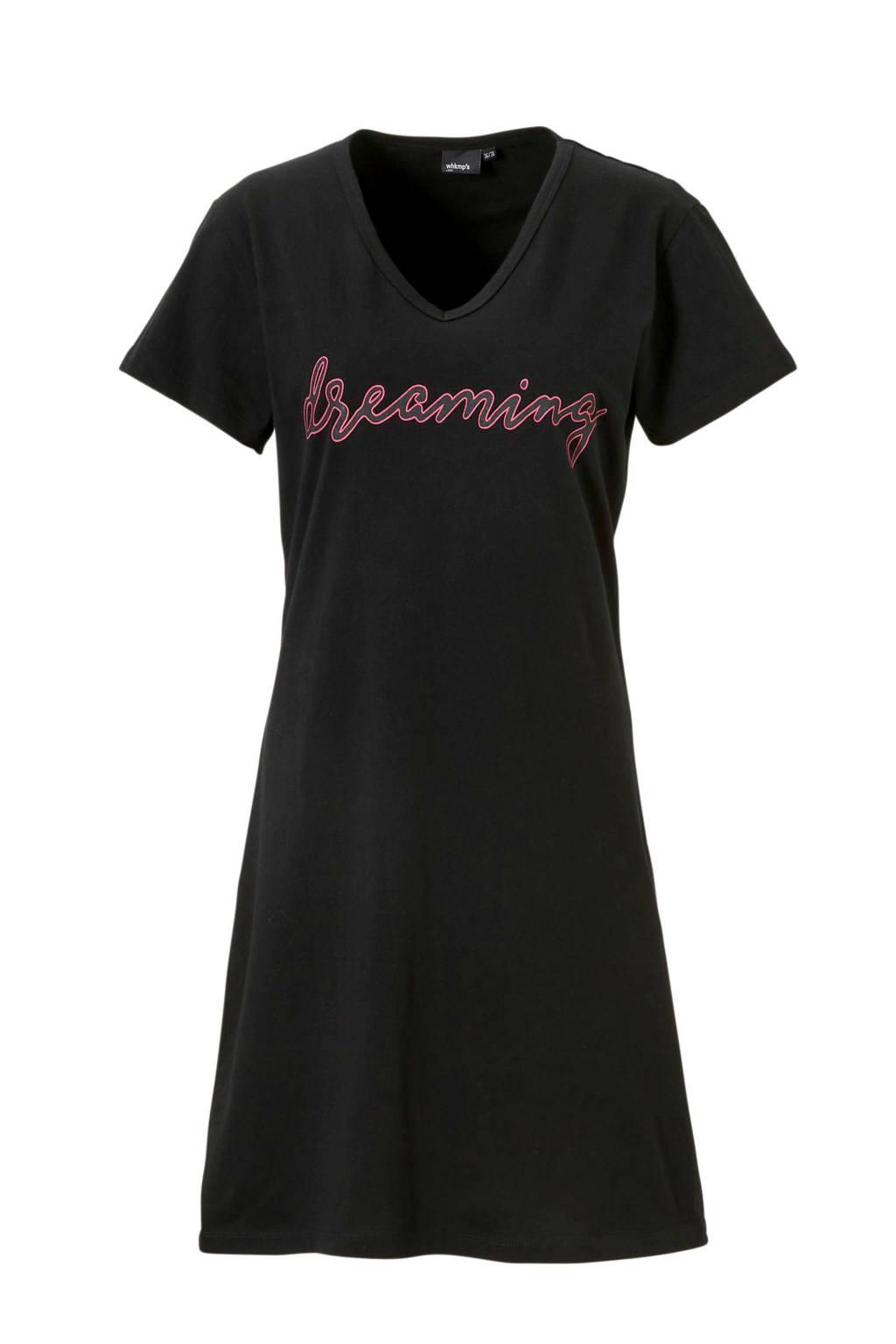 whkmp's own nachthemd, Zwart