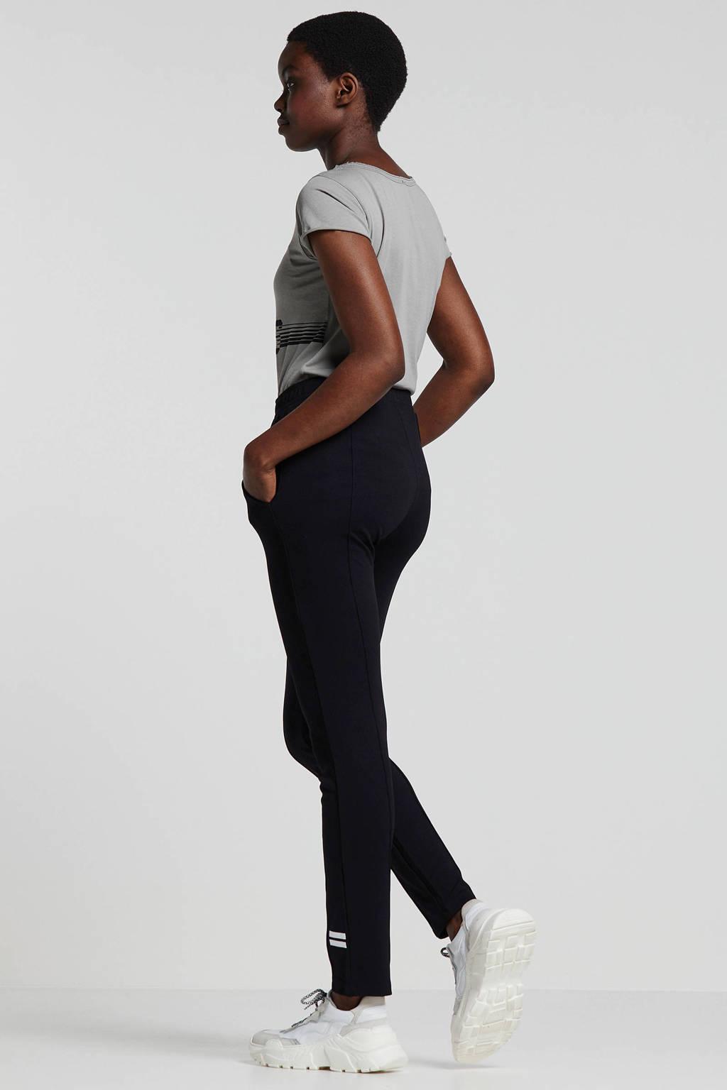 10DAYS skinny fit broek, Zwart