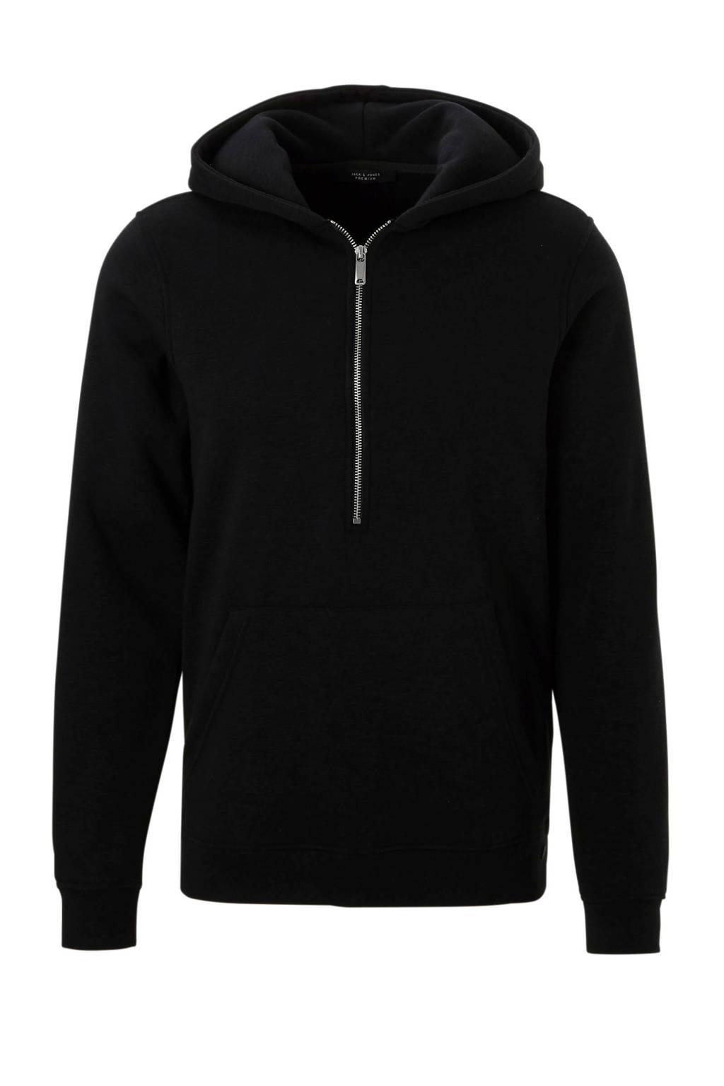 Jack & Jones Premium hoodie, Zwart