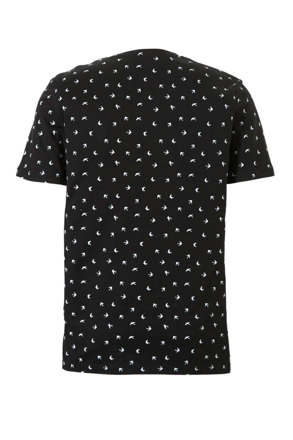 PRODUKT T-shirt, Zwart