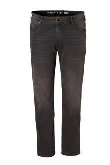 The Denim regular fit jeans zwart