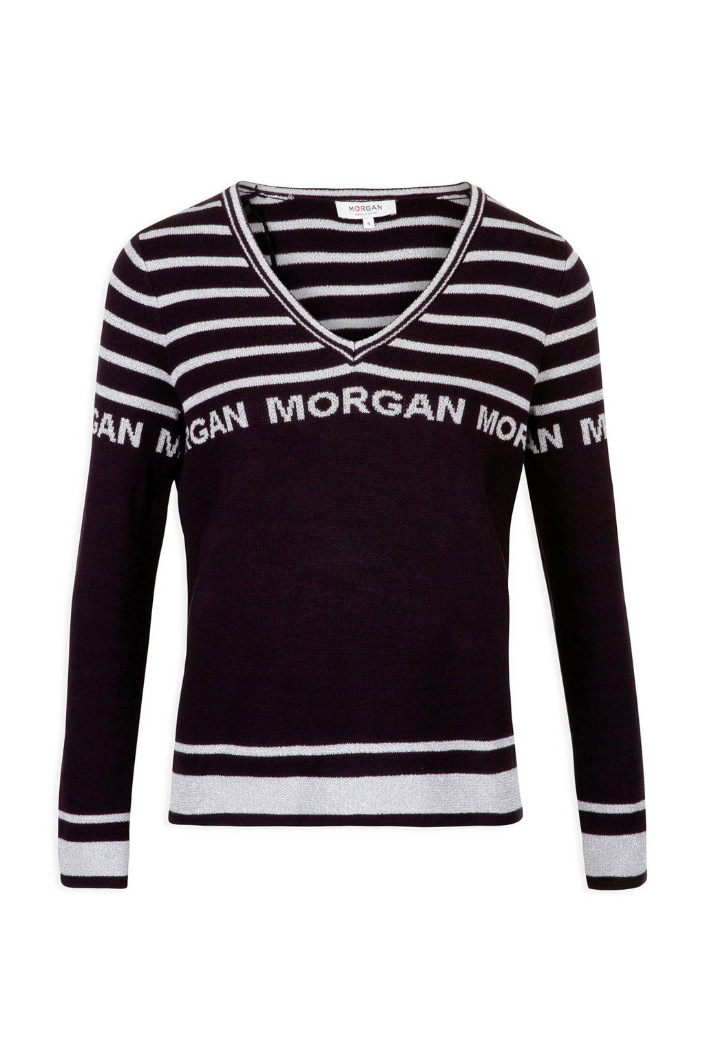 Morgan trui donkerblauw, Donkerblauw