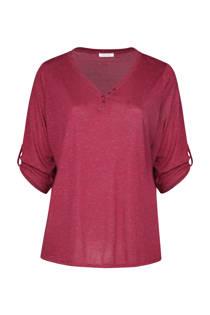 Paprika T-shirt rood