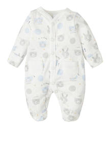 Baby Club   newborn pyjama ecru