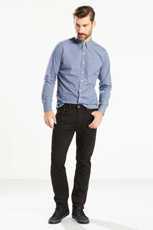 502 tapered fit jeans nightshine