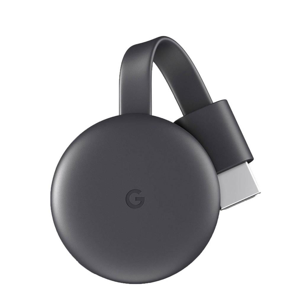 Google  Chromecast V3, Zwart