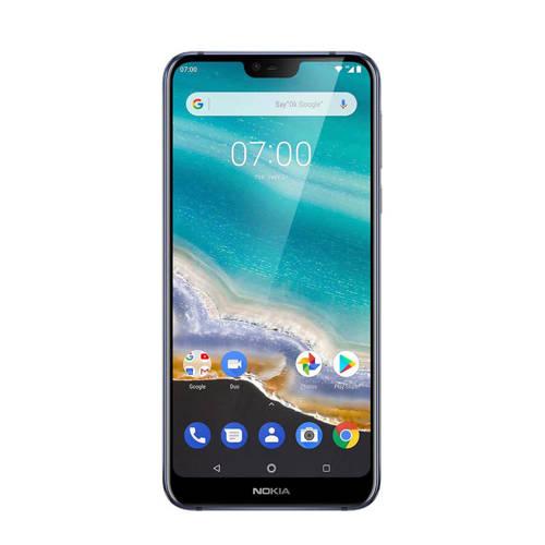 Nokia 7.1 blauw kopen