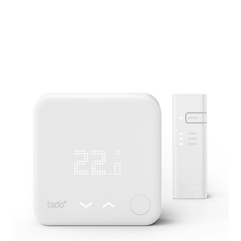 Tado V3+ thermostaat, Wit