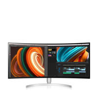 LG 34WK95C  34 inch curved UltraWide monitor, Wit