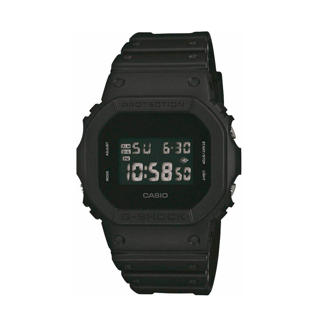 Wonderbaarlijk G-shock horloge DW-5600BB-1ER | wehkamp BB-77