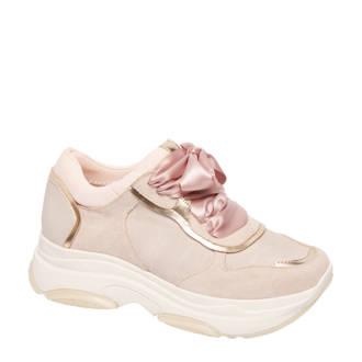 Graceland dad sneakers lichtroze