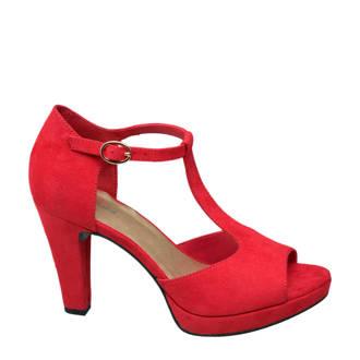 Graceland pumps rood