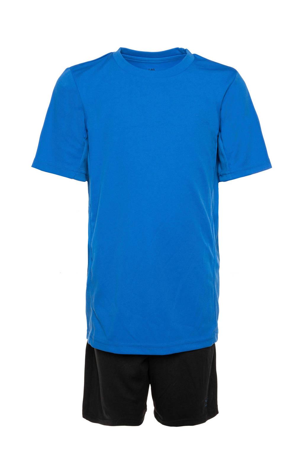 Scapino Dutchy   sportset 2-delig, Blauw/zwart