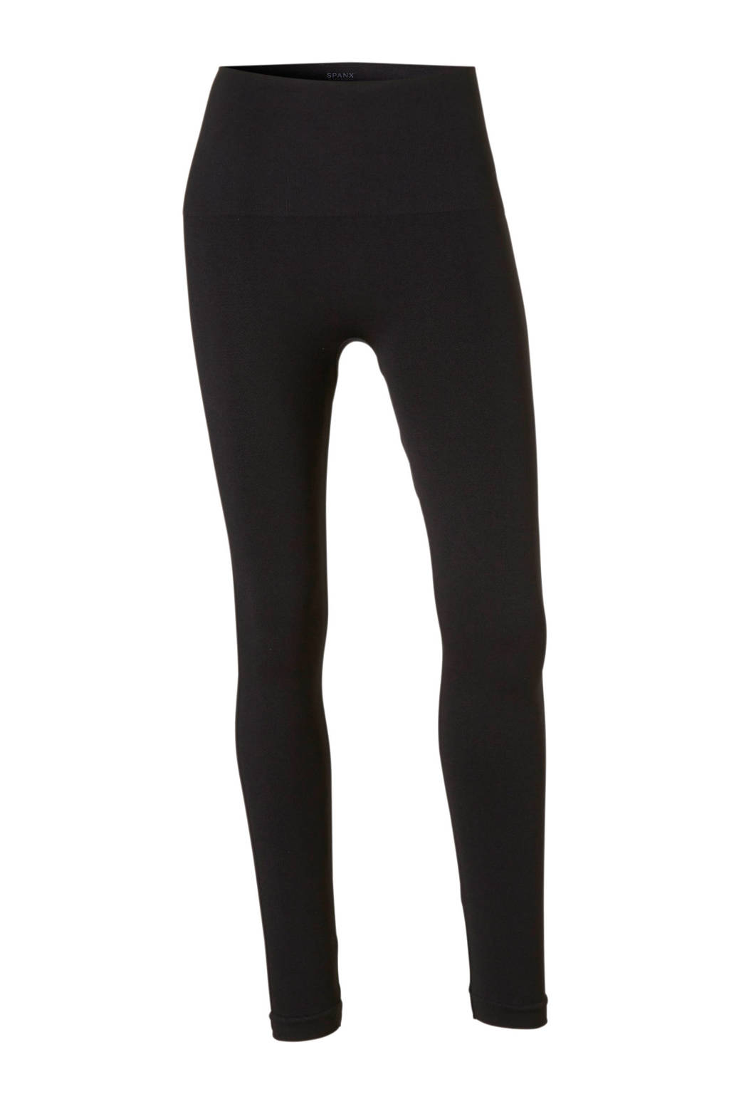 SPANX corrigerende legging Look At Me Now zwart, Zwart