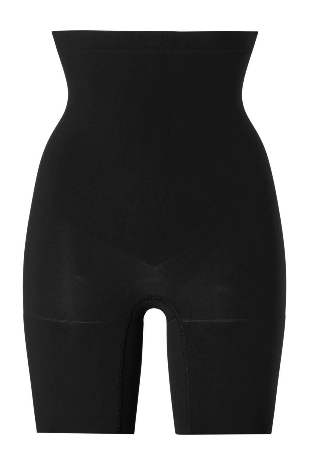 SPANX corrigerende short zwart, Zwart