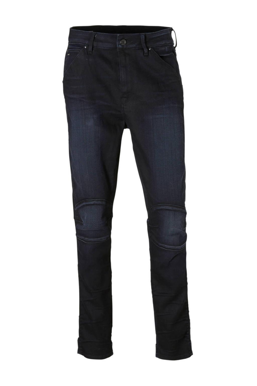 G-Star RAW slim fit jeans, Donkerblauw