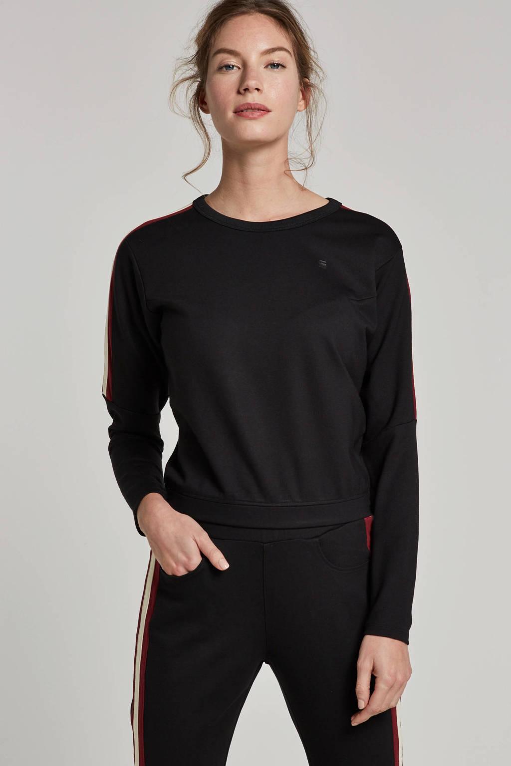 G-Star RAW sweater Nostelle, Zwart