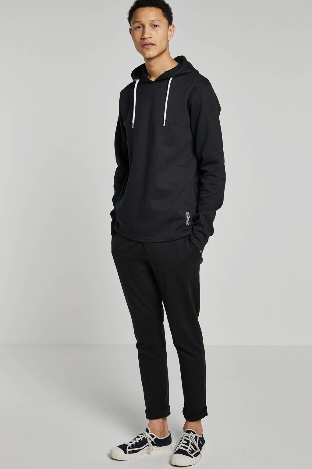 Redefined Rebel hoodie zwart, Zwart