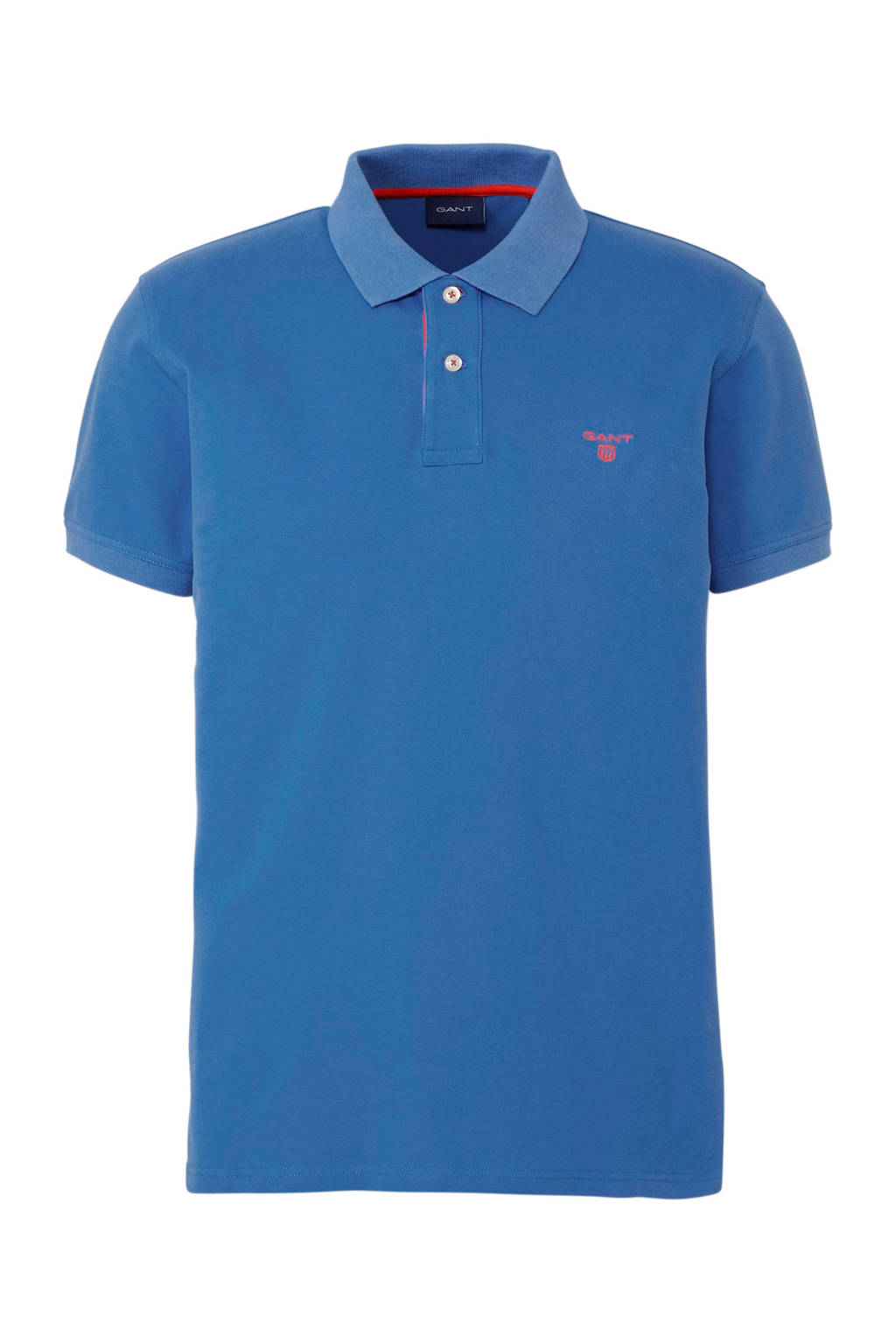 GANT regular fit polo, Blauw