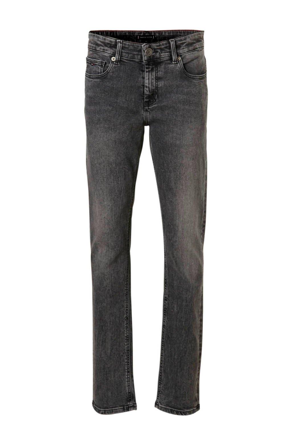 Tommy Hilfiger slim fit jeans Scanton grijs, Grijs