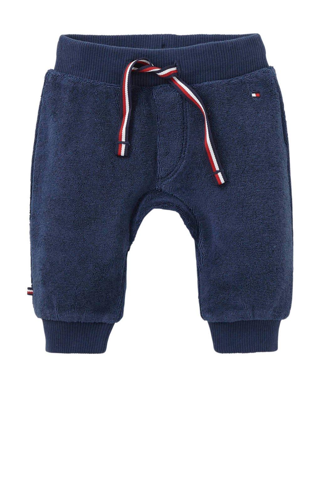 Tommy Hilfiger   baby sweatpants donkerblauw, Donkerblauw