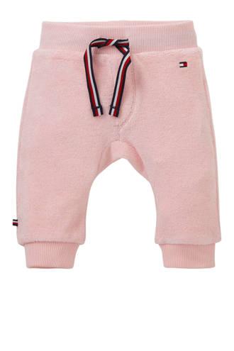 baby sweatpants roze