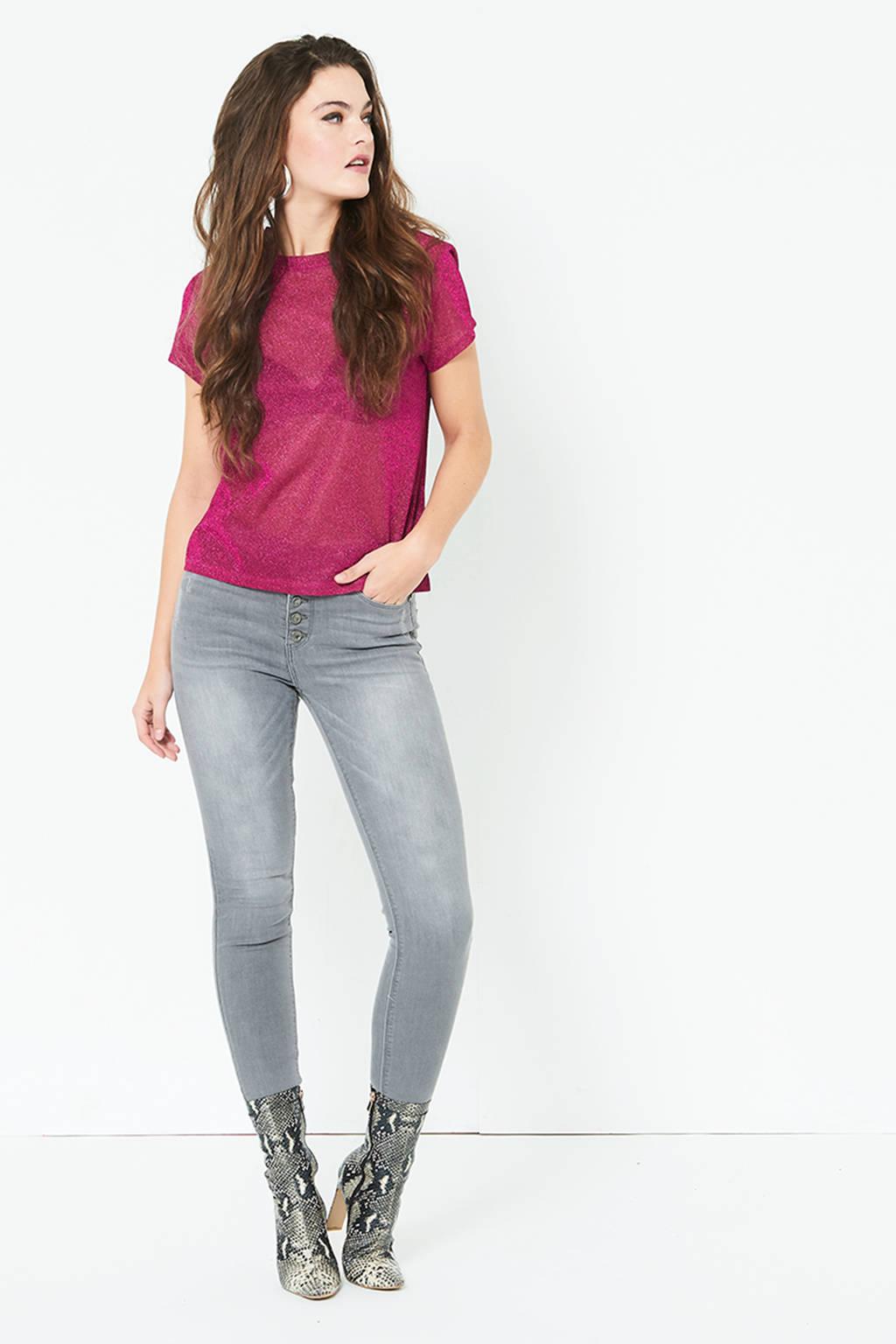 Goede CoolCat glitter top roze | wehkamp BW-02