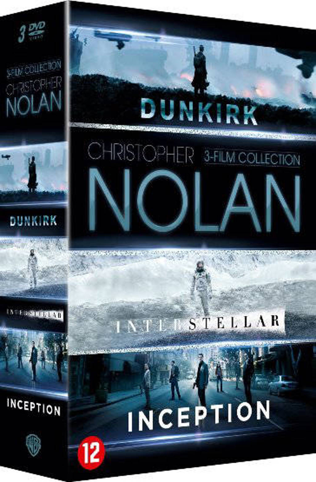 Christopher Nolan box (DVD)