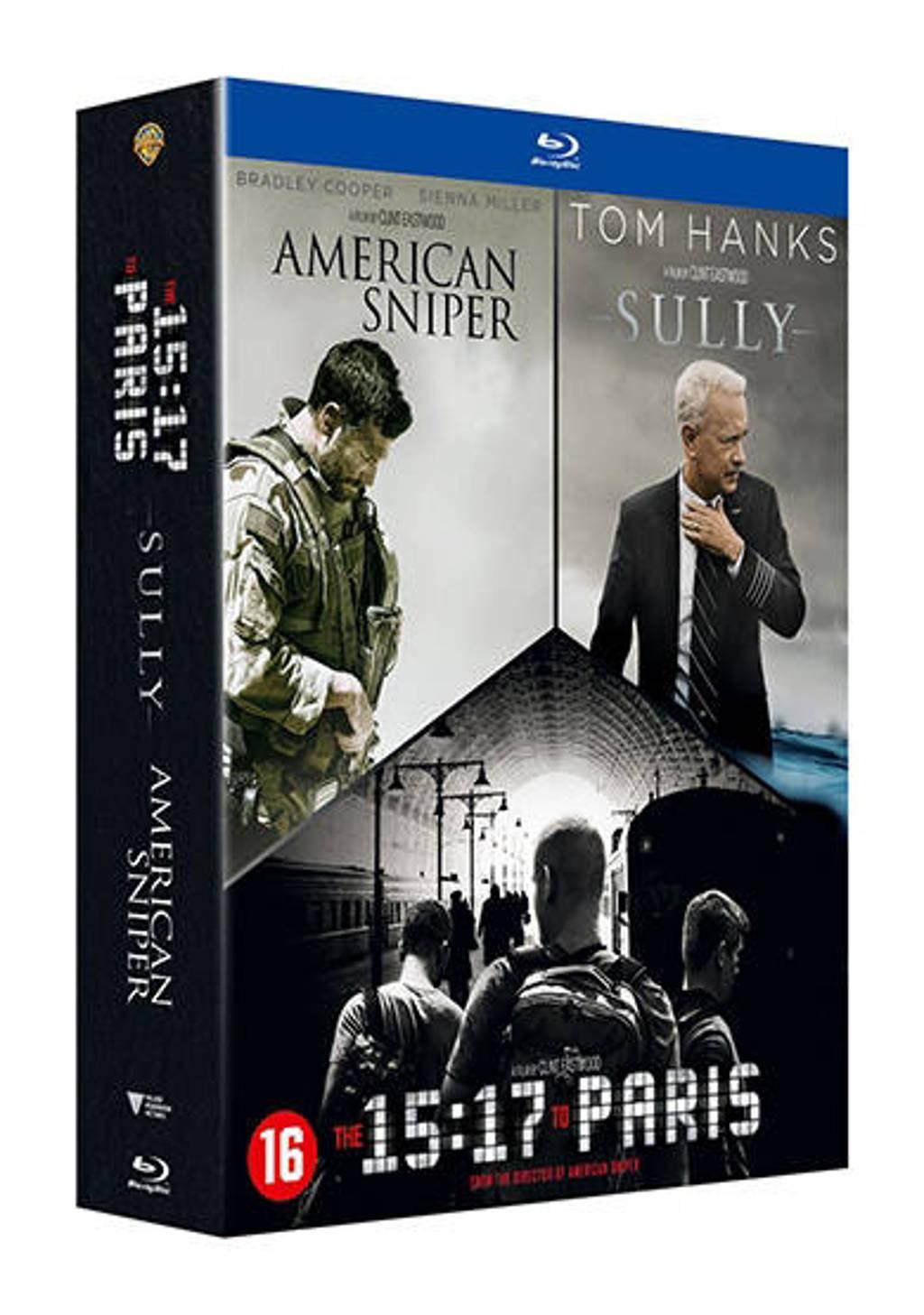 Clint Eastwood - Heroes box (Blu-ray)