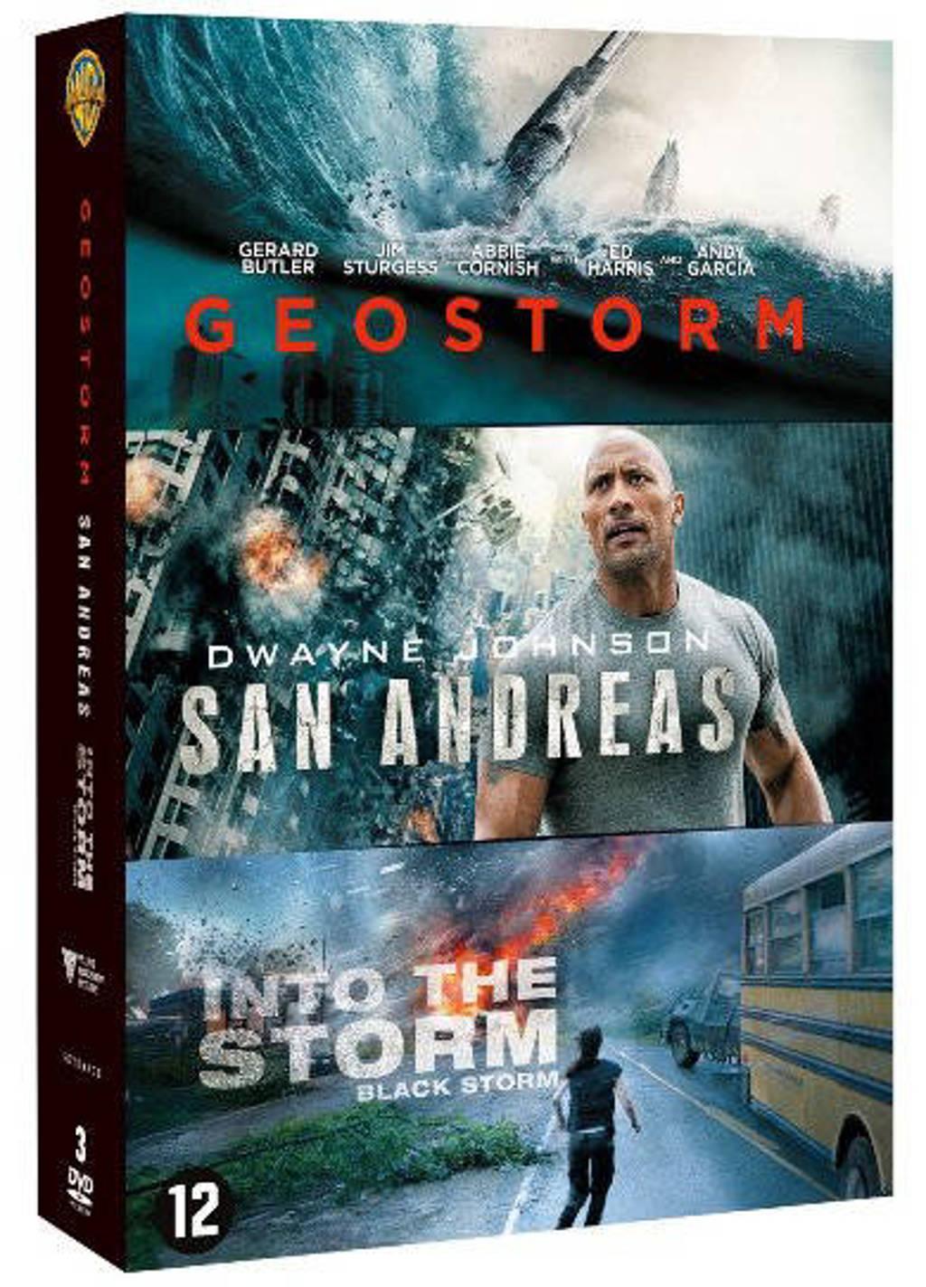 Disaster box (3 films) (DVD)