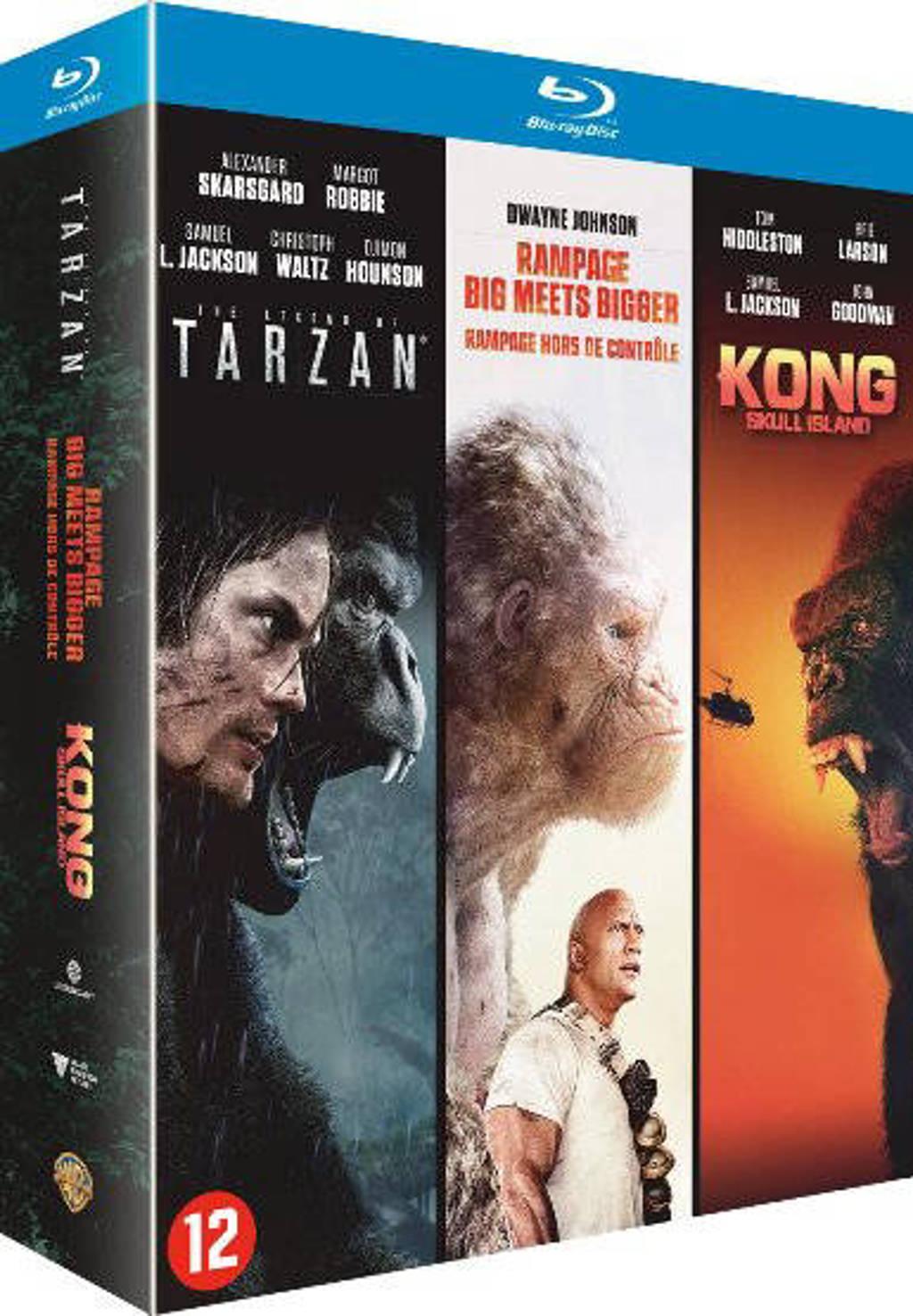 Giant jungle box (Blu-ray)