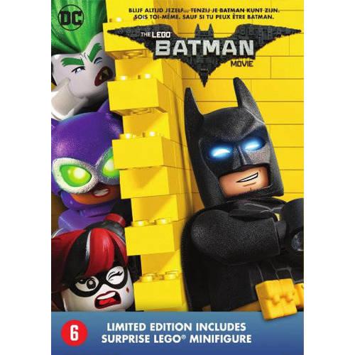 Lego Batman + figurine (DVD) kopen