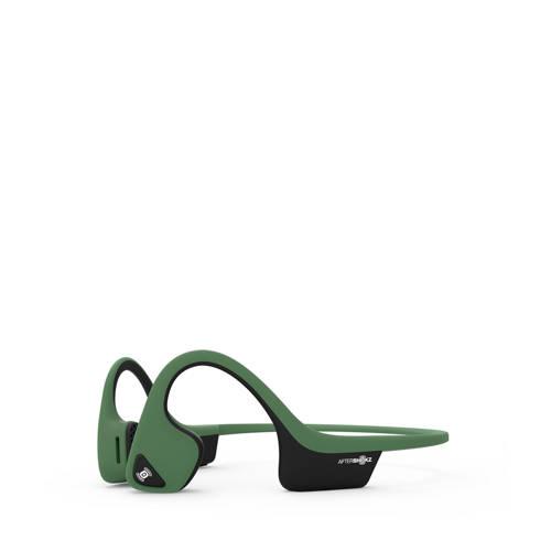 Aftershokz draadloze hoofdtelefoon (groen) kopen