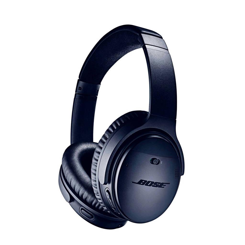 Bose QuietComfort 35 wireless II over-ear bluetooth koptelefoon blauw, Blauw