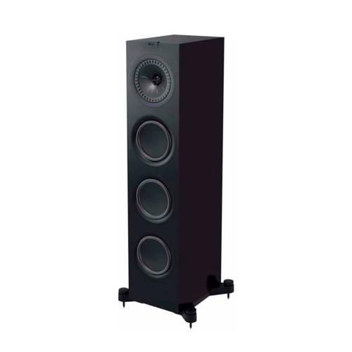 KEF vloestaande speaker zwart kopen