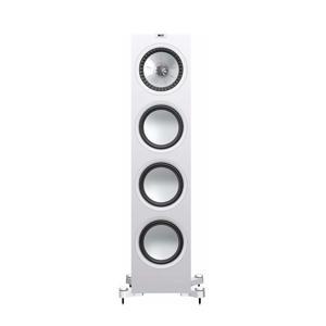 vloerstaande speaker wit