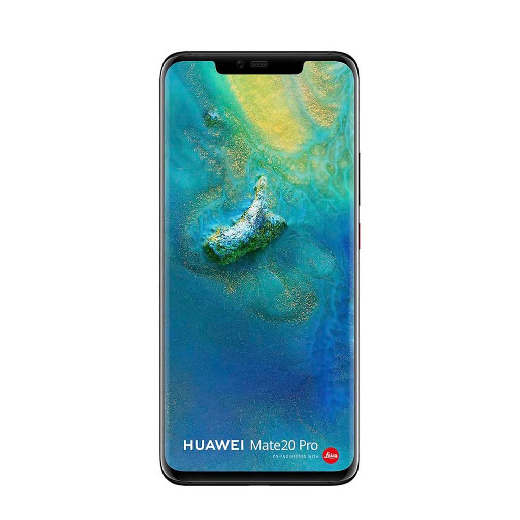 Huawei Mate 20 Pro zwart, Zwart
