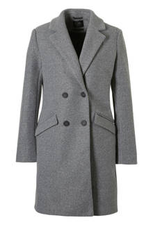 Clockhouse coat grijs
