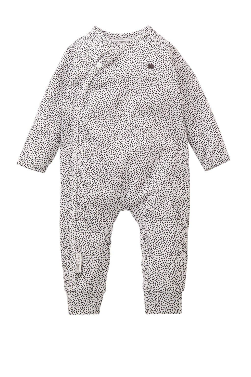 Noppies newborn baby boxpak Dali, grijs/ wit