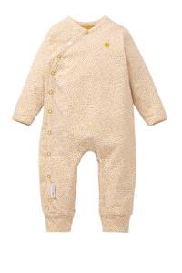 Noppies newborn baby boxpak Dali, Okergeel