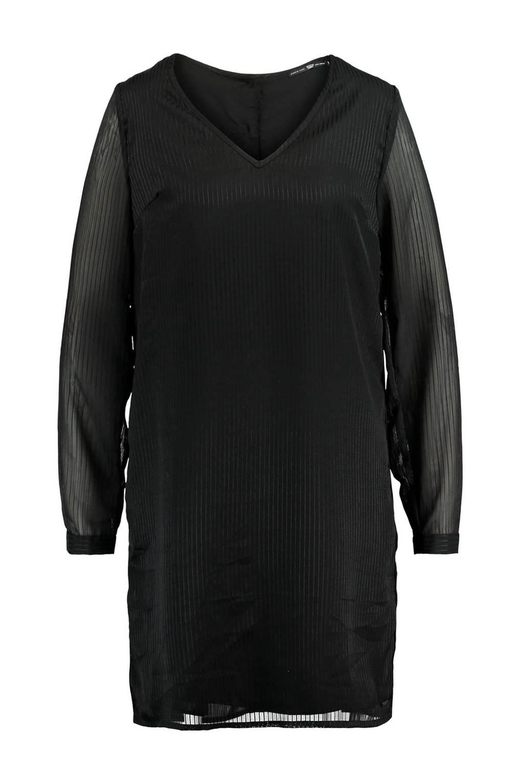 America Today jurk Doris X zwart, Zwart